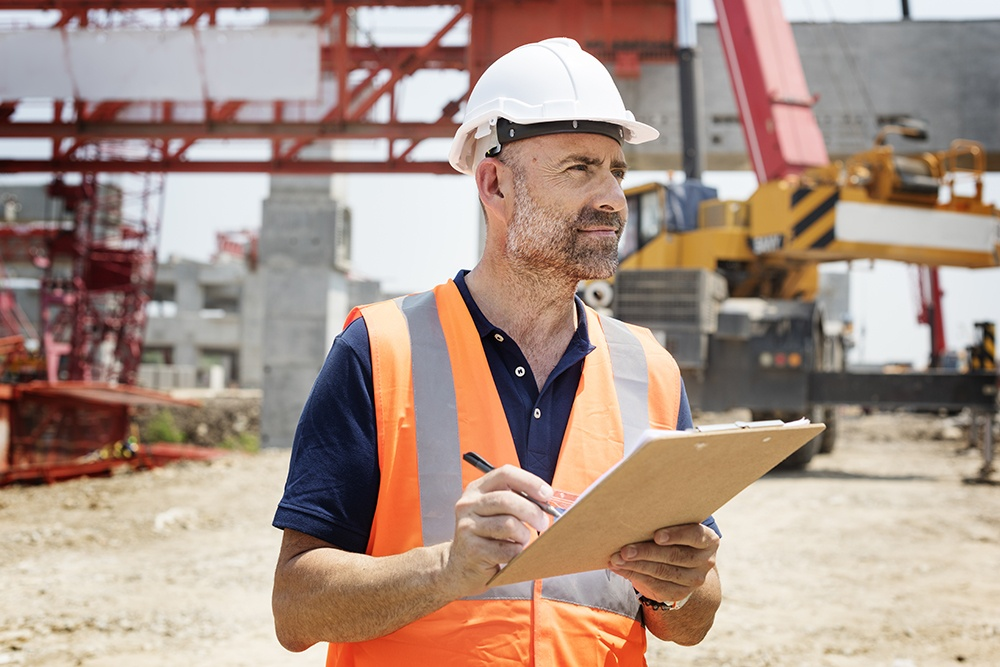 ID cards for building and construction sites in Norway