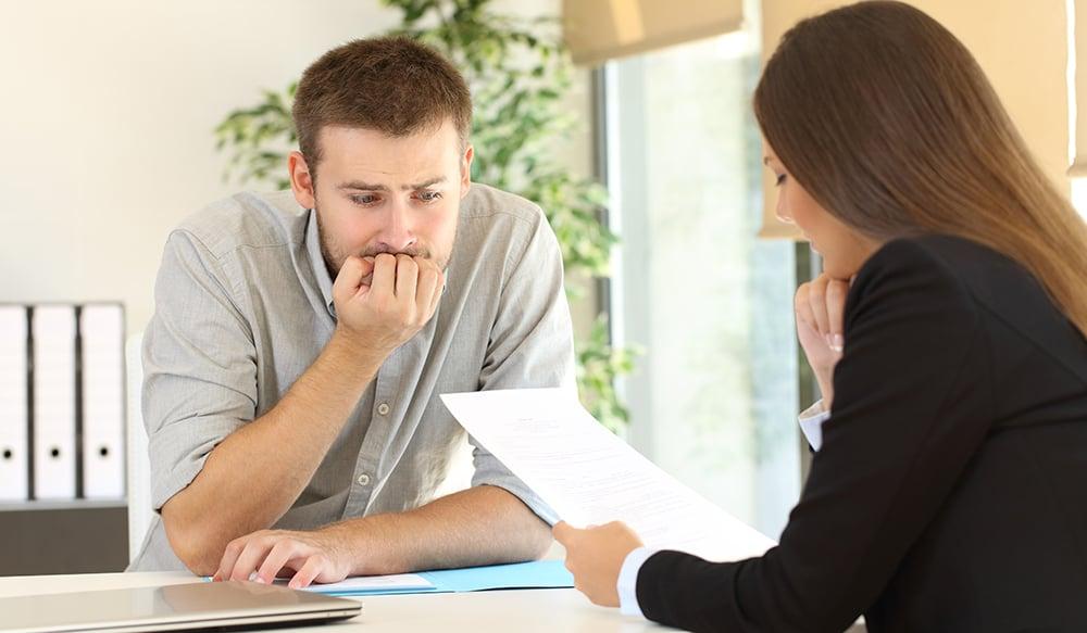 Kan du si opp en ansatt som lyver på jobbintervjuet_