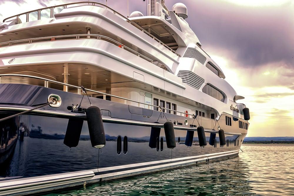 Utleieinntekt på fritidsbåt