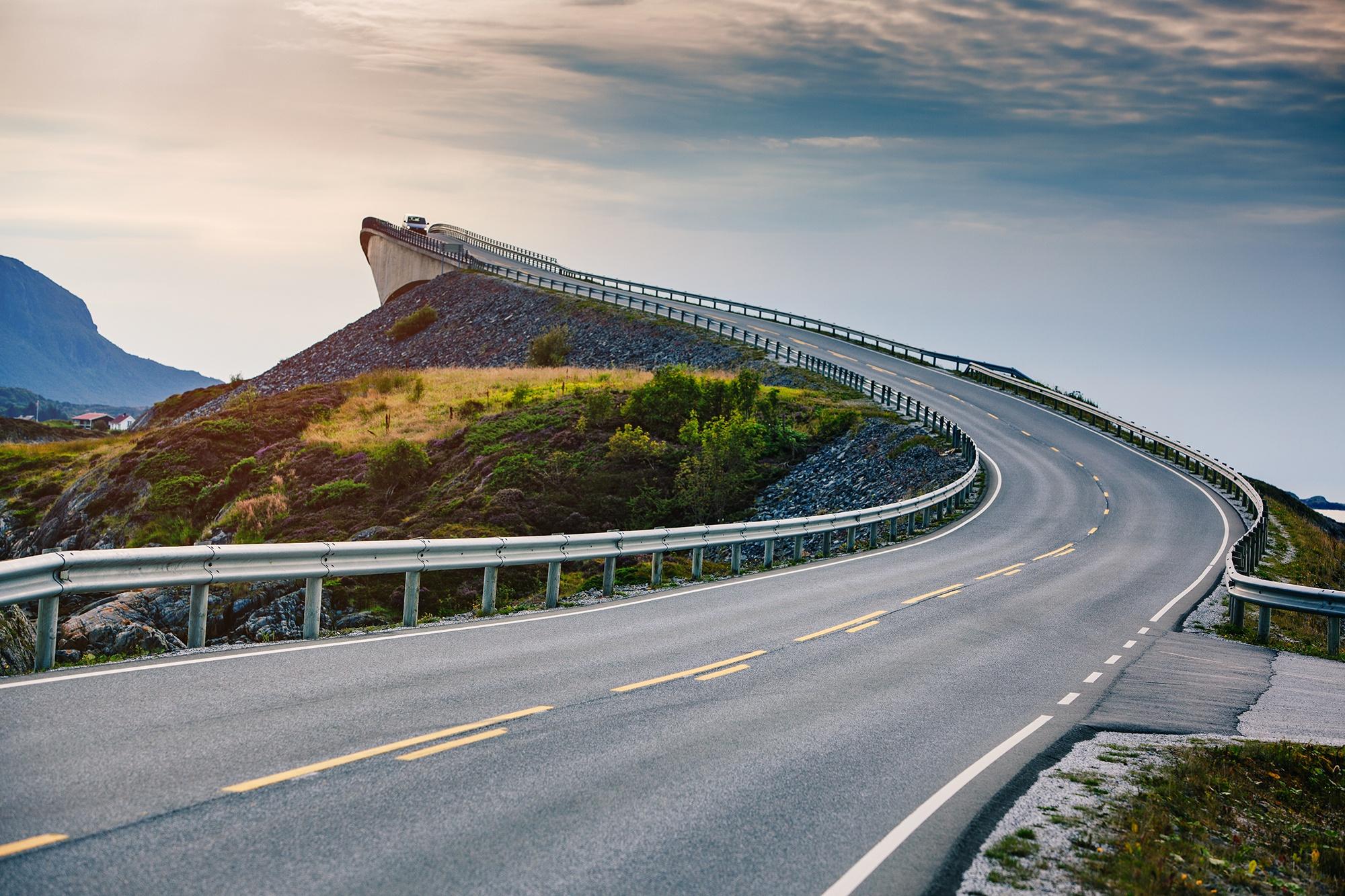 Rebuilding infrastructure Norway business opportunities
