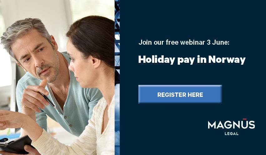 Holiday Pay Webinar